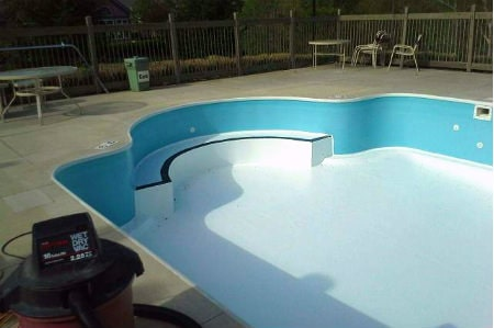 beautiful commercial pool